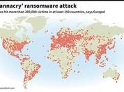 Ai có lỗi trong cuộc tấn công mạng tống tiền toàn cầu?