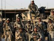 """Chiến trường Syria: """"Đặc nhiệm Liên Xô"""" xung trận khiến IS khiếp đảm (video)"""