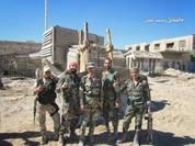 Chiến sự Syria: Quân chính phủ lại tấn công phiến quân cố thủ ngoại ô Damascus