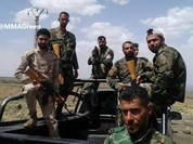 Bất chấp Mỹ không kích, quân đội Syria vẫn tiến về biên giới Iraq