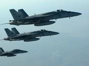 Không quân Mỹ bất ngờ tập kích đoàn chiến xa Syria