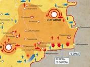 Chiến sự Ukraine: Sai lầm chết người, hơn 4.000 lính Kiev thương vong tại chảo lửa Donesk