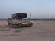 """""""Hung thần"""" phản lực nhiệt áp Nga sắp xung trận cùng quân đội Syria"""