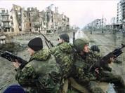 San phẳng mục tiêu, quân đội Nga hủy diệt phiến quân Chechnya