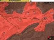 Quân đội Syria đánh bật IS khỏi mỏ khí đốt đông Palmyra (video)