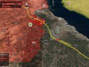 """""""Hổ Syria"""" đánh chiếm chốt IS, bóp nghẹt cứ điểm phiến quân ở Aleppo (video)"""
