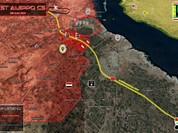 """""""Hổ Syria"""" đập tan IS, chiếm 3 cứ địa phiến quân ở đông Aleppo"""