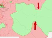 Quân đội Syria đánh bật FSA, chiếm địa bàn phiến quân ngoại vi Damascus (video)