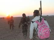 Dân quân Kurd tấn công IS, chặn bước tiến của quân đội Syria về Raqqa