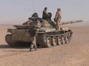 Không quân, đặc nhiệm Nga dọn đường cho quân đội Syria tiến về Deir Ezzor