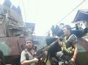 IS phục kích đánh bại một đơn vị quân đội Philippines