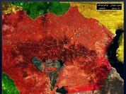 """""""Hổ Syria"""" siết thòng lọng sào huyệt cuối cùng của IS tại đông Aleppo (video)"""