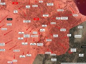 """""""Hổ Syria"""" bao vây thị trấn phiến quân IS ở đông Aleppo từ 3 phía"""