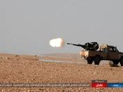 Nga trút sấm sét vào IS, giáng trả thất bại của quân đội Syria