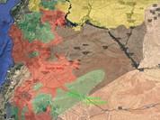 Không quân Nga giáng đòn dữ dội chặn đứng phiến quân FSA Mỹ hậu thuẫn