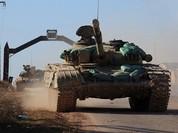 """""""Hổ Syria"""" chiếm hàng loạt cứ địa, sào huyệt IS sắp diệt vong"""