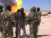 """Quân """"Săn IS"""" Syria đè bẹp cuộc tấn công của IS ở Palmyra"""