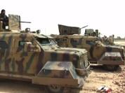 Người Kurd Syria bắt đầu tấn công sào huyệt IS