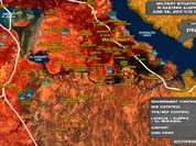 """""""Hổ Syria"""" đập tan phiến quân, chiếm 4 cứ địa IS trong một ngày (video)"""