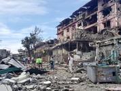 IS chống cự ác liệt, quân đội Philippines bị cầm chân ở Marawi