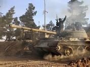 Quân đội Syria tấn công phe thánh chiến cố thủ tây bắc Aleppo