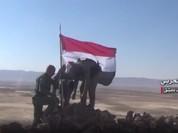 Bất chấp Mỹ tấn công, quân đội Syria đánh vỗ mặt phiến quân FSA (video)