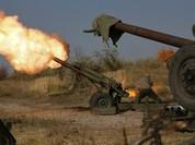 Quân đội Ukraine bất ngờ đánh thốc vào Donbass (video)
