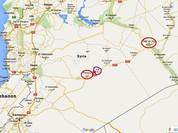 Quân đội Syria dốc sức tấn công IS hướng Palmyra – Deir Ezzor