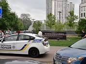 Nổ trong tòa đại sứ Mỹ ở Kiev, Ukraine (video)