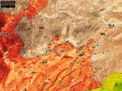 Quân Syria chiếm địa bàn lớn từ IS, hướng về giải vây Deir Ezzor (video)