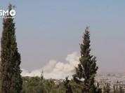 Không quân Syria dồn dập trừng phạt phiến quân tại Daraa (video)