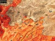 Trực thăng Nga xung trận, quân đội Syria đánh đuổi IS tại Homs (video)
