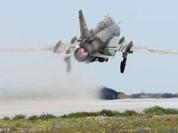 Không quân Syria sinh tử trong bão lửa chiến tranh