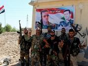 """""""Hổ Syria"""" đập tan phiến quân, chiếm 15 cứ địa IS ở Raqqa"""