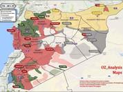 Chiến sự Syria: Quân Assad đánh diệt IS, hướng về giải cứu Deir Ezzor (video)
