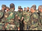 """""""Hổ Syria"""" xốc tới quét sạch 15 cứ địa IS ở Raqqa (video)"""