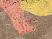 """""""Hổ Syria"""" bắt sống xe thiết giáp IS, chiếm 2 mỏ dầu chiến lược ở Raqqa (video)"""
