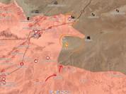 Nga dội hỏa lực, quân đội Syria đánh bật IS chiếm mỏ khí đốt Arak