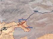 Chiến sự Syria: Quân Assad chiếm các chốt IS, hướng về giải cứu Deir Ezzor