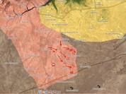 """""""Hổ Syria"""", SDF chạy đua giành giật các mỏ dầu ở Raqqa (video)"""