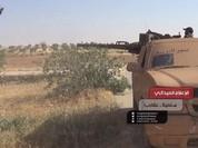Quân tình nguyện Syria tấn công IS trên chiến trường Hama (video)