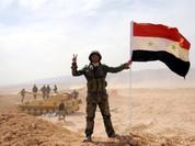 Quân đội Syria đánh chiếm cao điểm, truy kích IS ở Palmyra (video)