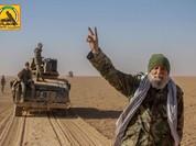 Chiến sự Syria: Quân tình nguyện Iraq đánh chiếm cửa khẩu