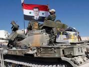 Quân đội Syria truy quét IS, chiếm các mỏ dầu ở Raqqa (video)