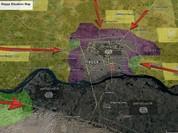 Chiến sự Syria: SDF tiến đánh dữ dội Raqqa, tấn công IS từ 3 hướng (chùm video)