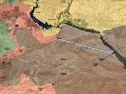 """""""Hổ Syria"""" đè bẹp IS, chiếm liên tiếp 14 địa bàn ở Raqqa"""