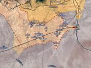 Quân đội Syria tiến đánh dữ dội IS, hướng về giải vây Deir Ezzor (video)