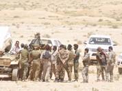 Quân đội Syria tiến đánh về cứu Deir Ezzor bị vây khốn