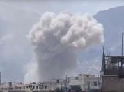 Quân đội Syria đánh bật thánh chiến, quét sạch 5 quận đông nam Damascus (video)