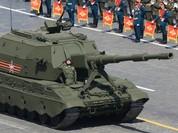 """Nga sắp trang bị """"siêu pháo tự hành"""""""